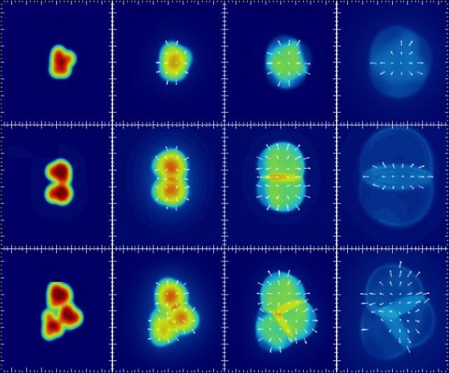 Naukowcy odkryli, że w starannie kontrolowanych warunkach można generować kropelki plazmy kwarkowo-gluonowej /materiały prasowe