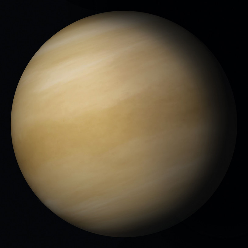 Naukowcy ogłosili wykrycie w chmurach na Wenus rzadkiej cząsteczki fosforowodoru /byline /East News