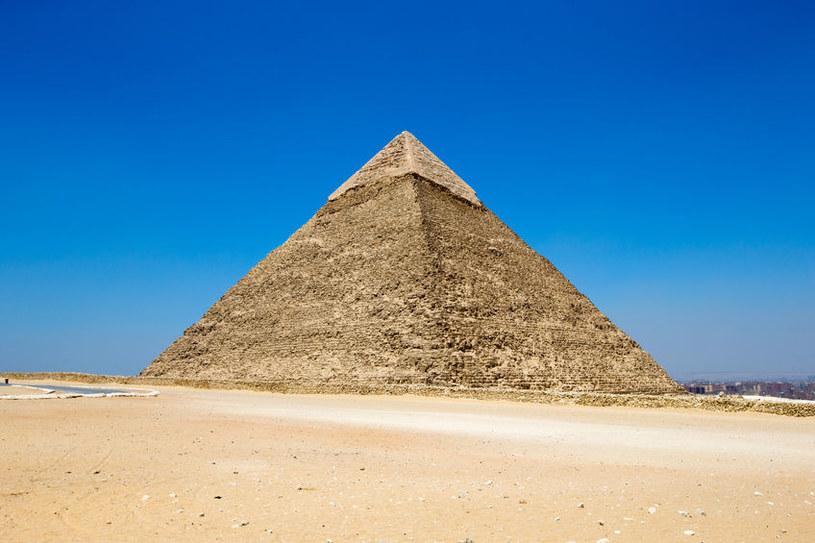 Naukowcy poddali Wielką Piramidę działaniu kilku rodzajów  promieniowania elektromagnetycznego /123RF/PICSEL
