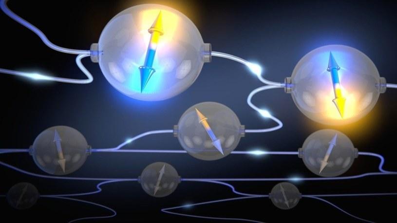 Naukowcy prześlą dane nie do zhakowania za pomocą kosmicznej sieci kwantowej /Geekweek