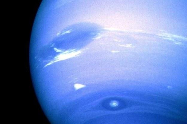 Naukowcy starają się lepiej zrozumieć kosmiczną pogodę na Neptunie /materiały prasowe