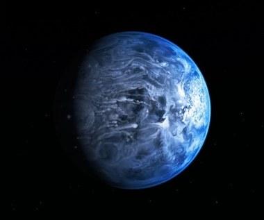 Naukowcy ustalili kolor pierwszej egzoplanety