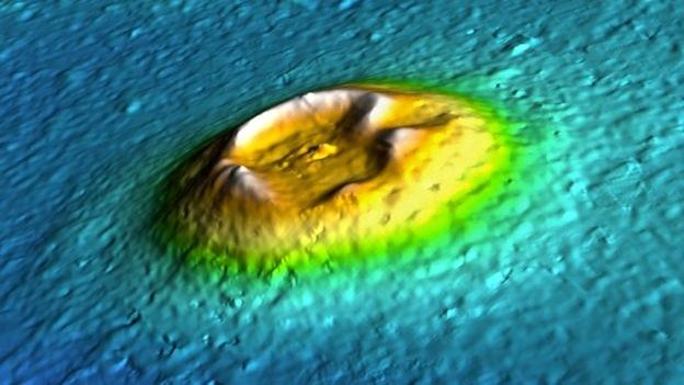 Naukowcy uważają, że warunki podobne jak na Hunga Tonga-Hunga Haʻapai mogą występować na Marsie /NASA