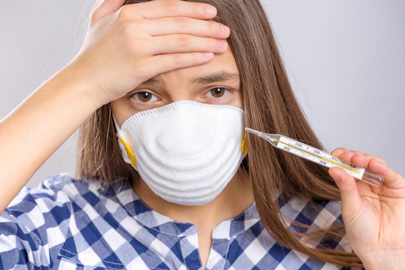 Naukowcy w końcu rozszyfrują, dlaczego dzieci tak rzadko chorują na COVID-19? /123RF/PICSEL