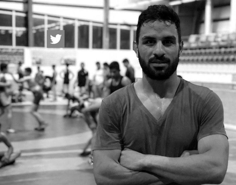 Navid Afkari /Twitter /