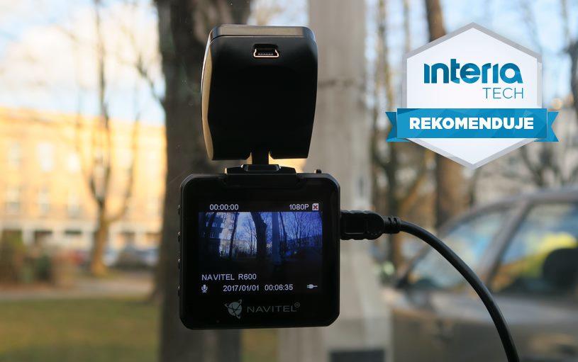 Navitel DVR R600 otrzymuje REKOMENDACJĘ serwisu Nowe Technologie Interia /INTERIA.PL