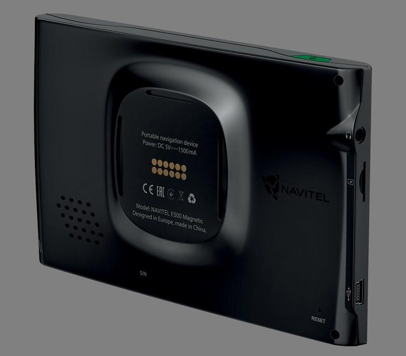 Navitel E500 Magnetic /materiały prasowe