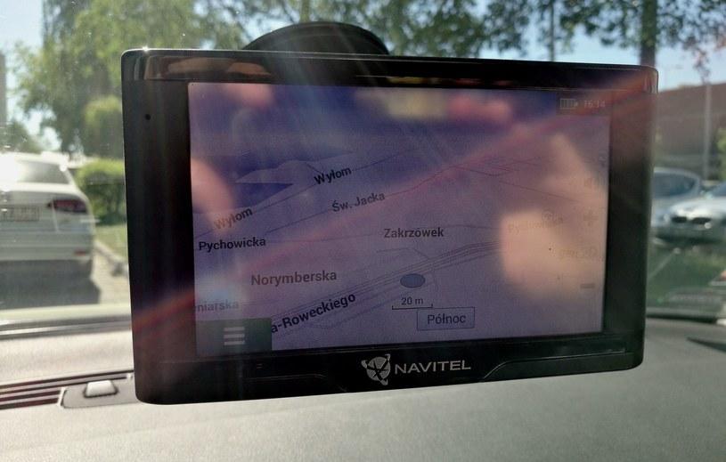 Navitel E500 Magnetic /INTERIA.PL