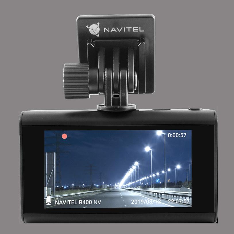 NAVITEL R400 NV /materiały prasowe