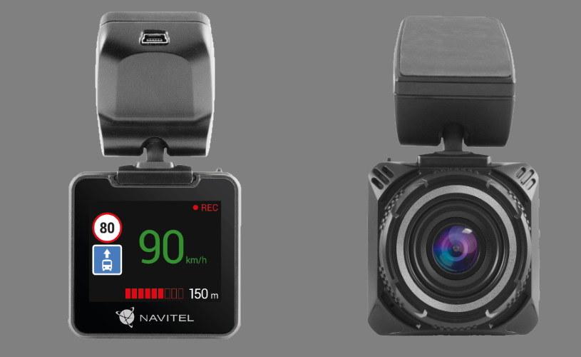 Navitel R600 GPS Night Vision /materiały prasowe