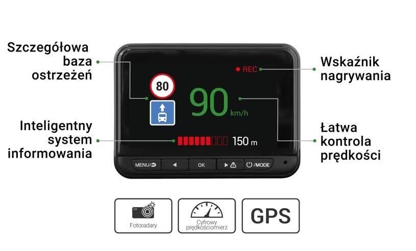 NAVITEL R700 GPS Dual /materiały prasowe