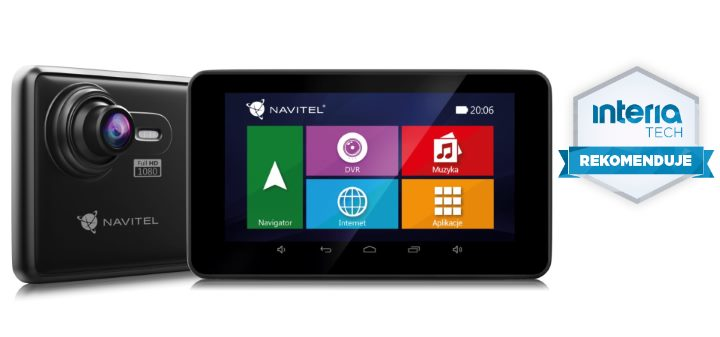 Navitel RE900 otrzymuje Rekomendację serwisu Nowe Technologie Interia /INTERIA.PL