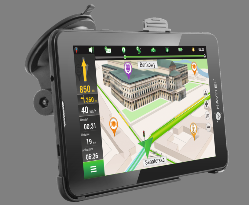 NAVITEL T-700 3G Revolution /materiały prasowe
