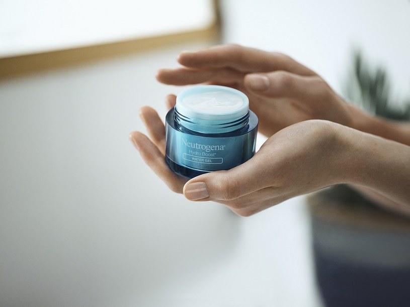 Nawadniający kosmetyk z lini Hydro Boost marki Neutrogena /materiały prasowe