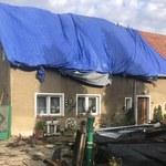 Nawałnice nad Polską. Prawie 600 interwencji strażaków, zginęła jedna osoba