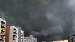 Nawałnice przeszły nad Polską. Walka ze skutkami burz