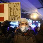 """Nawalny zostanie w areszcie do 15 lutego. """"Nie bójcie się, wychodźcie na ulice"""""""