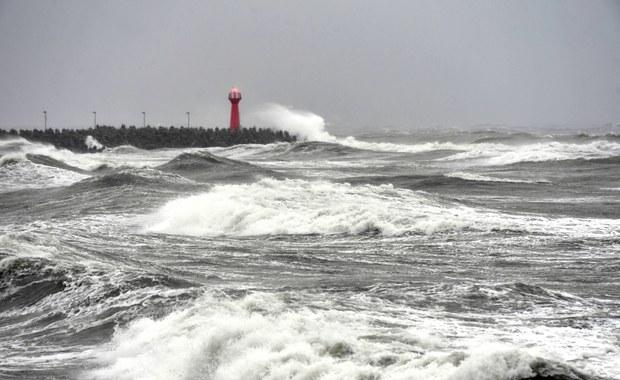 Nawet 10 stopni w skali Beauforta. Na Bałtyku możliwy sztorm