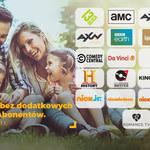 """Nawet 27 kanałów TV w """"otwartym oknie"""" od Cyfrowego Polsatu i sieci Plus w pakiecie IPLA PLUS"""