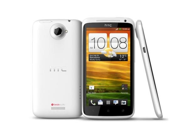Nawet bardzo dobry HTC One X nie poprawił kondycji tajwańskiego producenta /materiały prasowe
