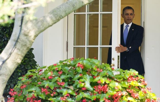 Nawet Biały Dom nie jest w pełni zabezpieczony przed cyberatakami /AFP