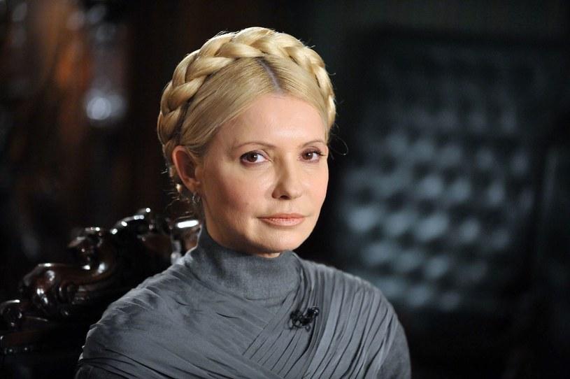 """""""Nawet działając z Niemiec, Julia Tymoszenko mogłaby być zagrożeniem dla obecnego rządu"""" /AFP"""