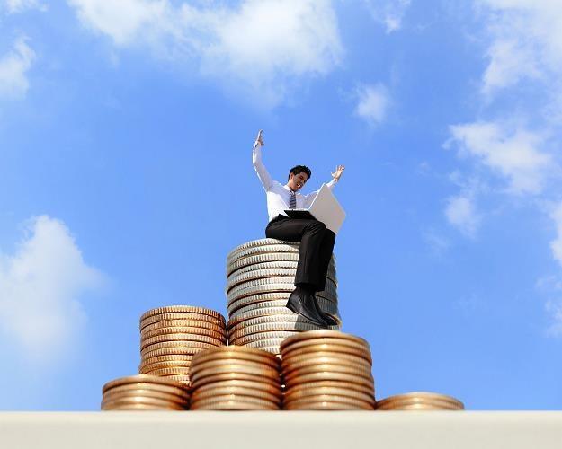 Nawet lekkoduch może nauczyć się oszczędzania /©123RF/PICSEL