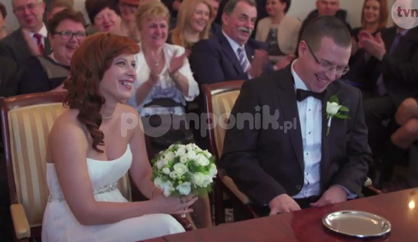 Nawet Magda i Krystian nie zbudowali trwałego małżeństwa /TVN