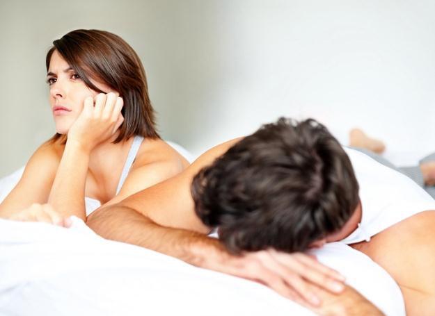 Nawet masturbacja nie sprawia nam już przyjemności. /© Panthermedia