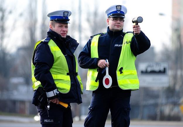 Nawet minimalne przekroczenie prędkości ma kończyć się mandatem / Fot: Paweł Skraba /Reporter