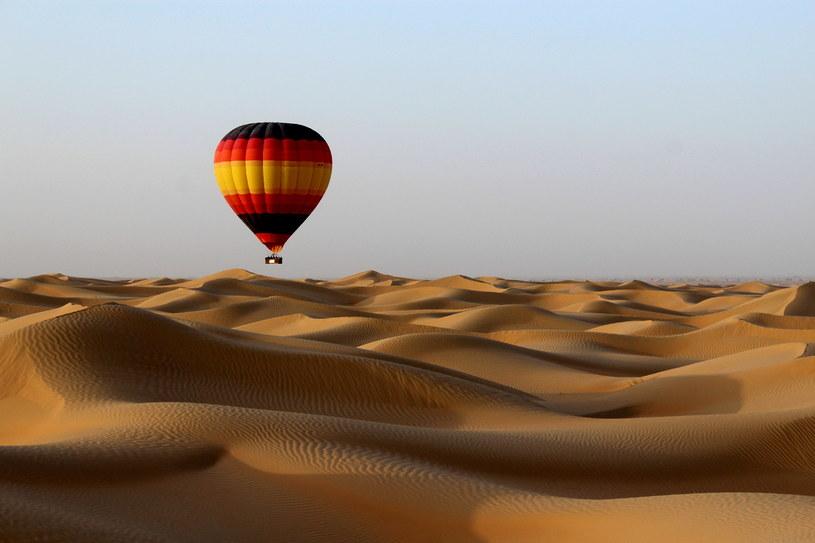 Nawet na pustyni nie brakuje turystycznych atrakcji /materiały prasowe