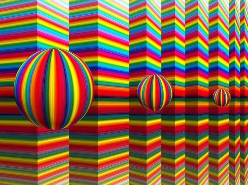 Nawet najbardziej abstrakcyjne sny mają znaczenie /123RF/PICSEL