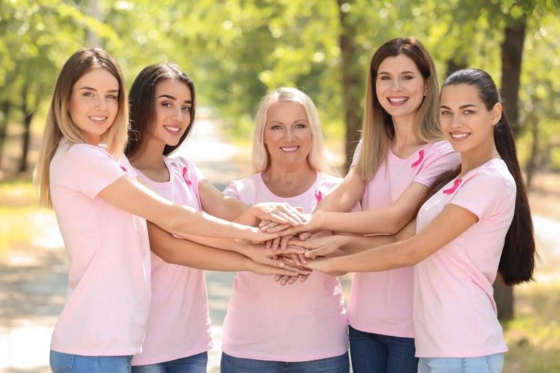 Nawet najgroźniejsze kobiece nowotwory da się dziś z powodzeniem leczyć /123RF/PICSEL
