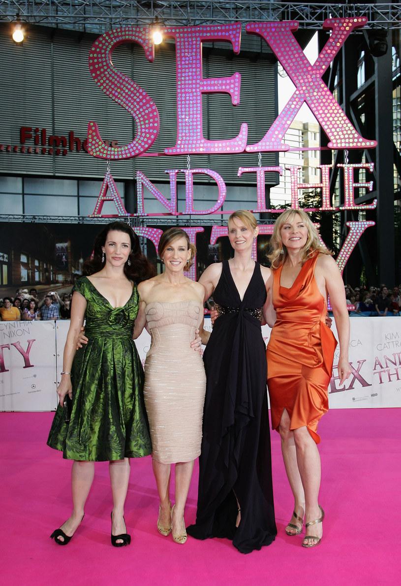 """Nawet najsłynniejsze singielki na świecie - bohaterki """"Sex and the City"""" - w końcu znalazły swoją drugą połówkę. My też musimy /Getty Images"""