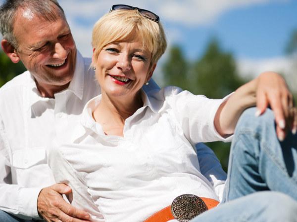 Nawet po wielu latach spędzonych wspólnie, wasz związek może kwitnąć  /© Panthermedia
