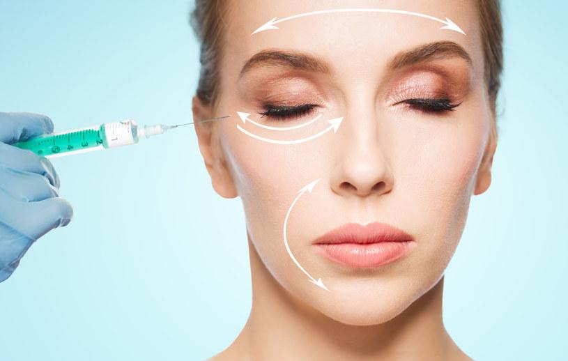 Nawet rutynowe zabiegi kosmetyczne mogą być niebezpieczne /123RF/PICSEL