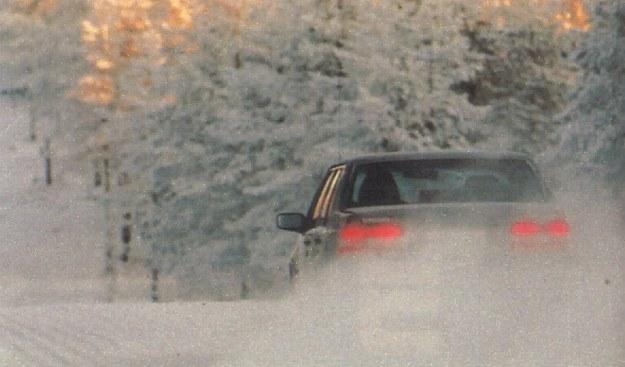"""Nawet w trudnych warunkach arktycznych w """"960"""" panuje spokój i poczucie bezpieczeństwa. /Motor"""