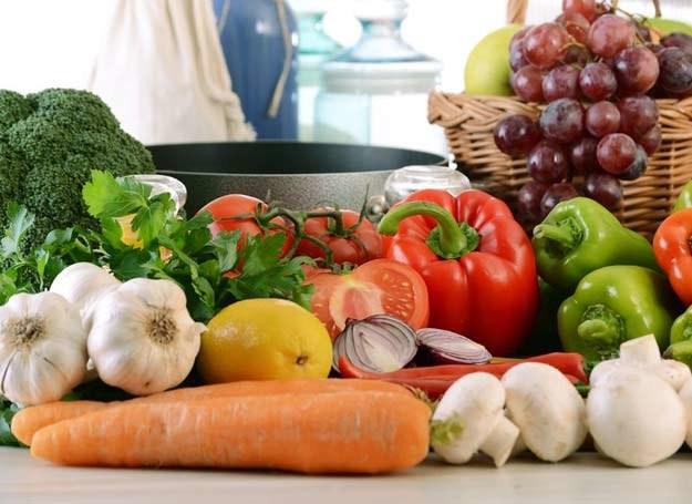 Nawet zdrową żywność można przedawkować! /123RF/PICSEL