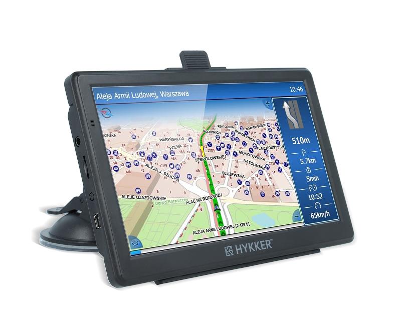 Nawigacja samochodowa myNavi 7 /materiały prasowe