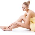 Nawilżanie przesuszonej skóry