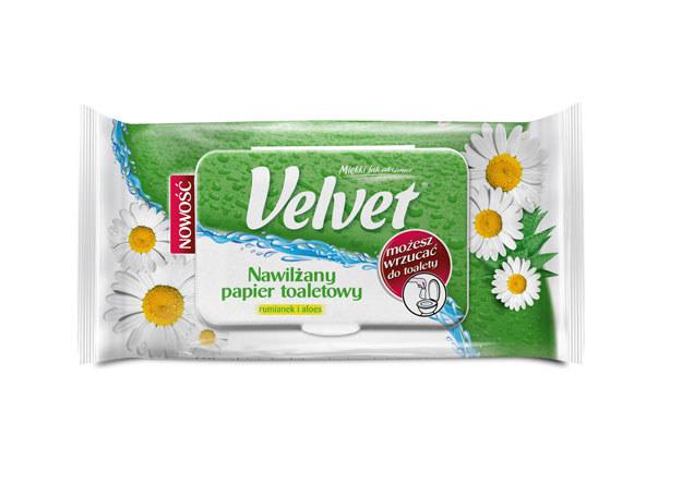 Nawilżany papier toaletowy powinnaś mieć zawsze przy sobie /materiały prasowe