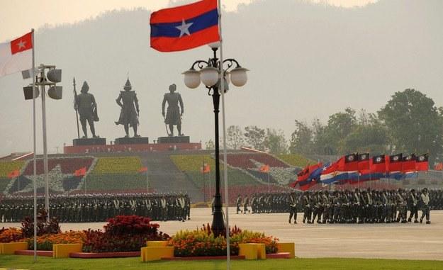 Naypyidaw - stolica Birmy (Związek Myanmar) /AFP