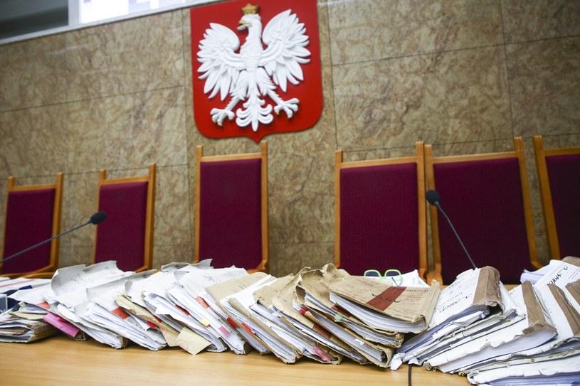 Nazwisko Manuela Ochsenreitera pojawiło się niespodziewanie podczas procesu przed sądem w Krakowie /Beata Zawrzel /Reporter