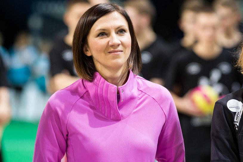 Nazwisko Moniki Pyrek wymieniane jest w kontekście objęcia funkcji ministra sportu /SZYMON STARNAWSKI / POLSKA PRESS /East News
