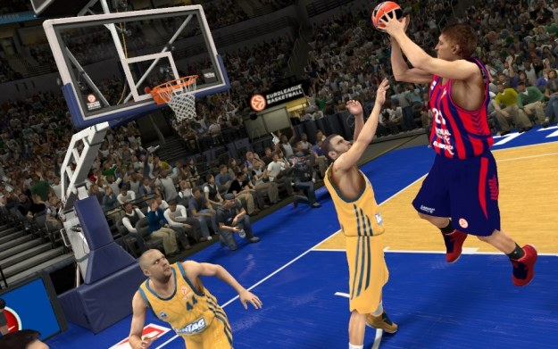 NBA 2K14 /materiały prasowe