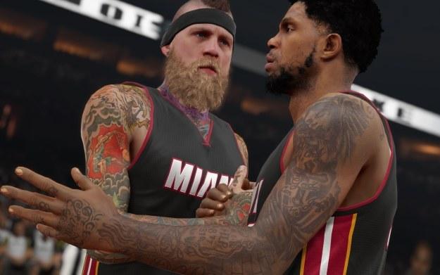 NBA 2K15 /materiały prasowe