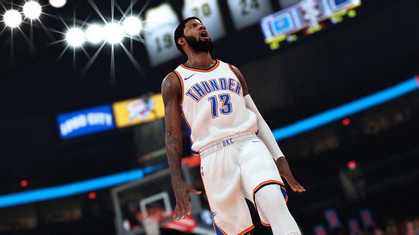 NBA 2K19 /materiały prasowe
