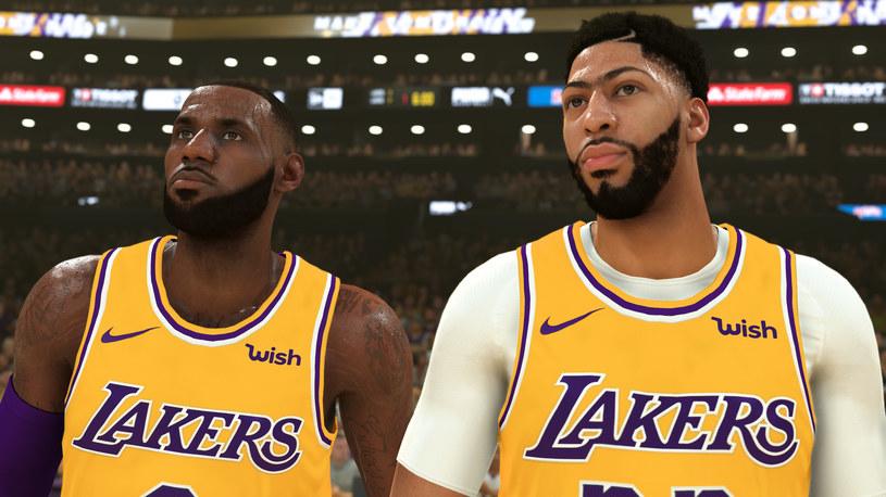 NBA 2K20 /materiały prasowe