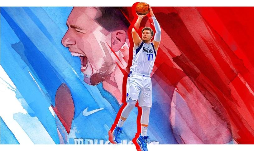 NBA 2K22 /materiały prasowe