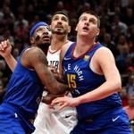 NBA - Blazers wygrali z Denver po czterech dogrywkach i prowadzą 2-1